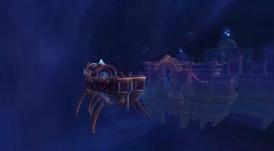 魔兽世界9.1版本帷纱集市开门任务攻略流程