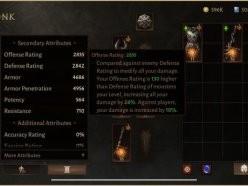 暗黑破坏神不朽攻防等级攻略 前期最重要抑制氪金玩家的属性