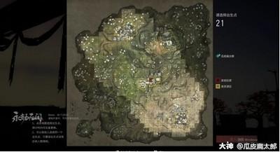 永劫无间地图系统与内容讲解