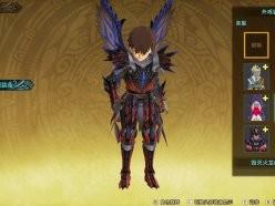 怪物猎人物语2 dlc获得的服装、饰品怎么穿