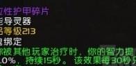 魔兽世界9.1奶德导灵器选择