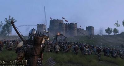 骑马与砍杀2贵族兵种树介绍