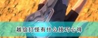 《怪物猎人物语2:毁灭之翼》越级打怪心得技巧分享
