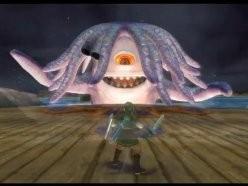 塞尔达传说御天之剑HD古代海兽boss怎么打 古代海兽boss打法详解