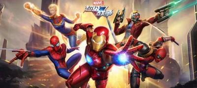 漫威超级战争预约自选英雄礼盒选择哪个