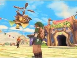 塞尔达传说御天之剑HD钥匙碎片在哪 5个钥匙碎片位置大全