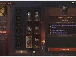 暗黑破坏神3不朽物品系统 物品装备系统介绍