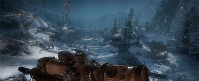 狙击手幽灵战士契约2天赋加点方案参考