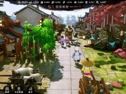 天神镇村民预警不做事怎么办 村民全负面状态解决方法