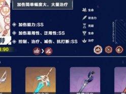 原神2.0最强辅助角色推荐 最强辅助排行榜TOP10推荐