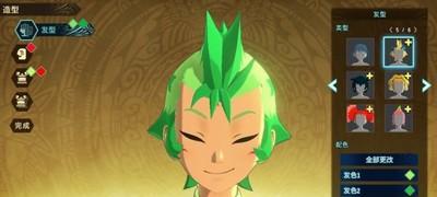 怪物猎人物语2破灭之翼梅拉露商会可兑换发型一览