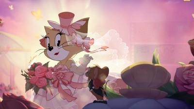 猫和老鼠图茨花的嫁衣皮肤怎么样