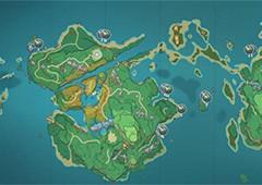 原神海草在哪里 采集路线分享