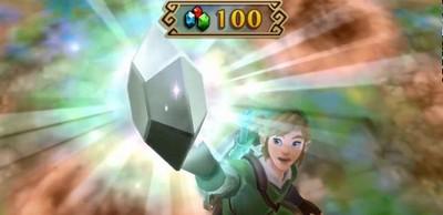 塞尔达传说天空之剑HD快速赚钱方法