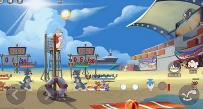 猫和老鼠欢乐互动沙滩排球模式更新了什么 猫和老鼠欢乐互动沙滩排球系统改版内容介绍