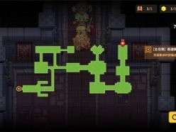 坎公骑冠剑噩梦7-1全收集 地牢王国7-1返回地下城攻略