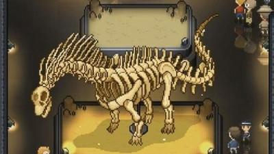 我的化石博物馆怎么玩