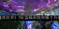 《魔兽世界》TBC盗贼和牧师哪个升级快