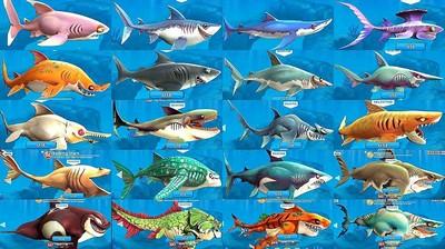 饥饿鲨世界高分技巧
