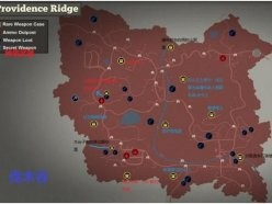 腐烂国度2隐藏武器位置大全 全隐藏位置地图标志图