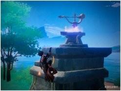 原神水月池水池怎么解谜 水月池水底雷元素方碑激活