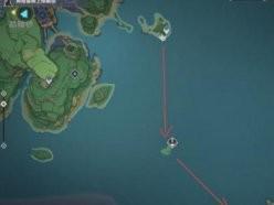 原神怎么登上清籁岛 清籁岛上去方法一览