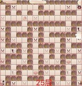 阴阳师缘结之镜25层路线一览图