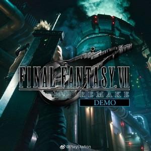 最终幻想7重制版Demo上架港服商店
